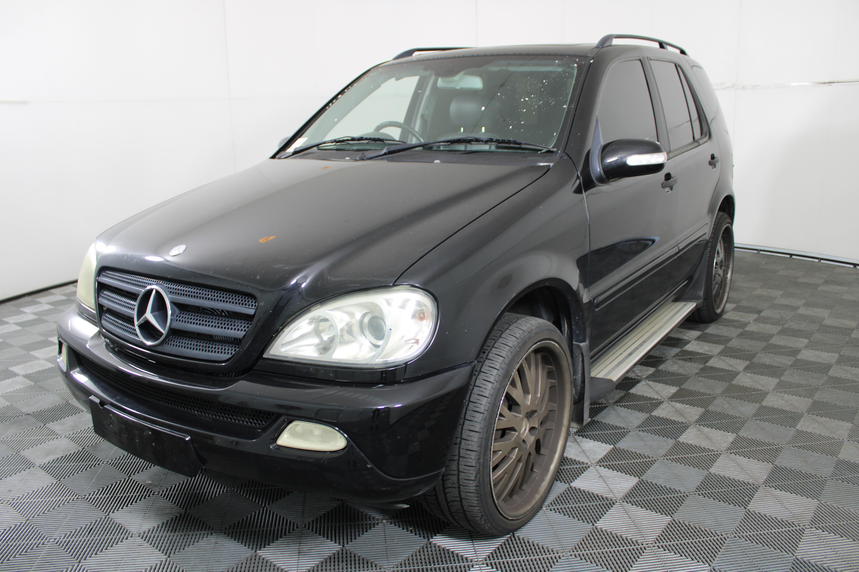 2003 Mercedes Benz ML 350 (4x4) W163 Automatic Wagon