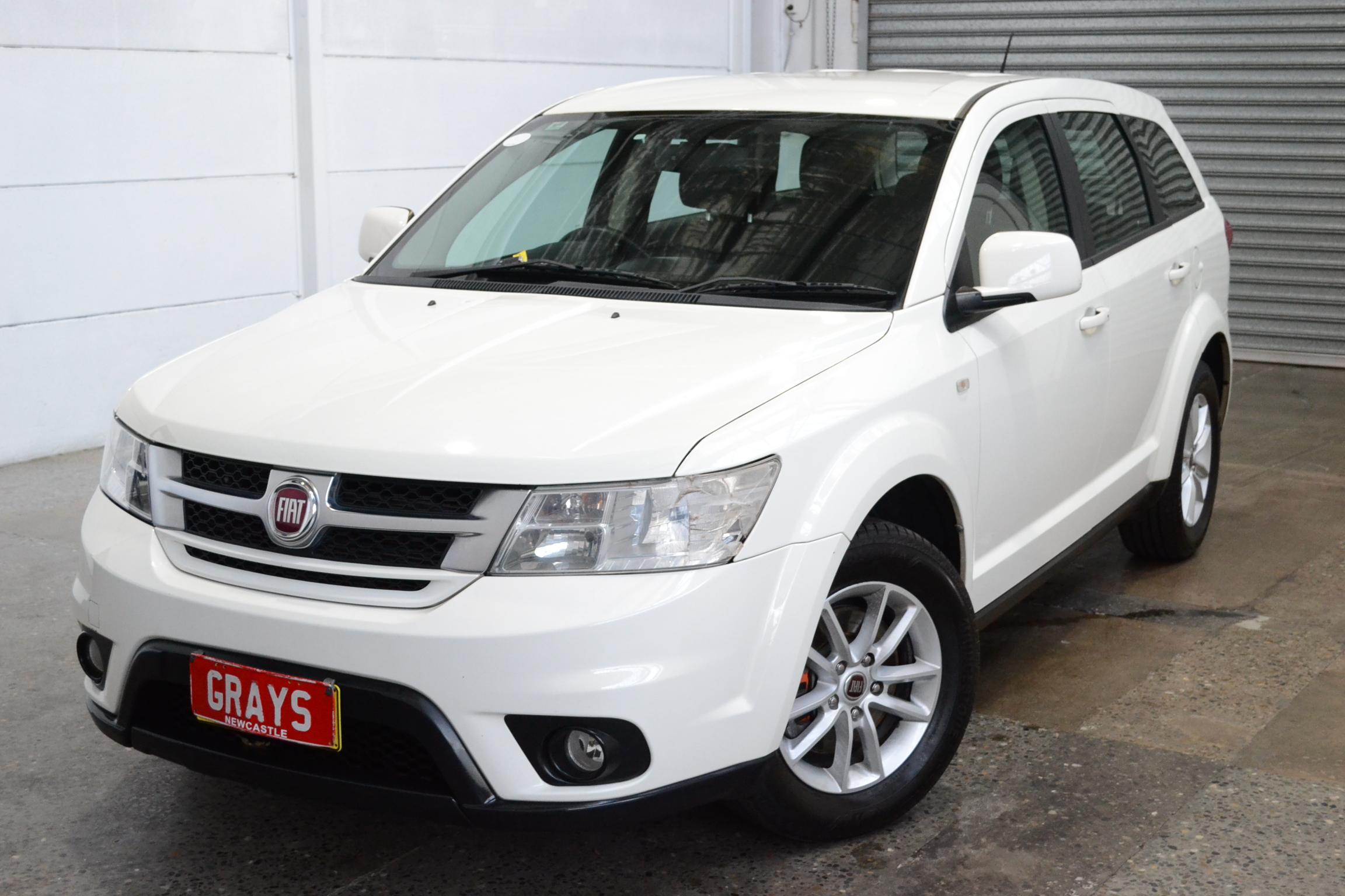 2013 Fiat Freemont BASE Automatic 7 Seats Wagon