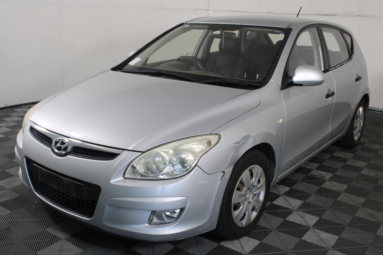 2009 Hyundai i30 SX 1.6 CRDi Turbo Diesel Hatchback