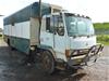 1991 Mitsubishi FK 4 x 2 Pantech Truck