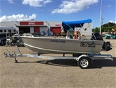 2010 Stessco Catcher FL 450 with Evinrude E-Tec