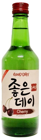 Good Day Cherry Soju (20x 360mL). Japan