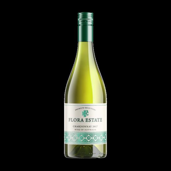 Flora Estate Yarra Valley Chardonnay 2017 (12x 750mL), VIC