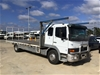 <p>2002 Mercedes Benz Atego 4 x 2 Tray Body Truck</p>