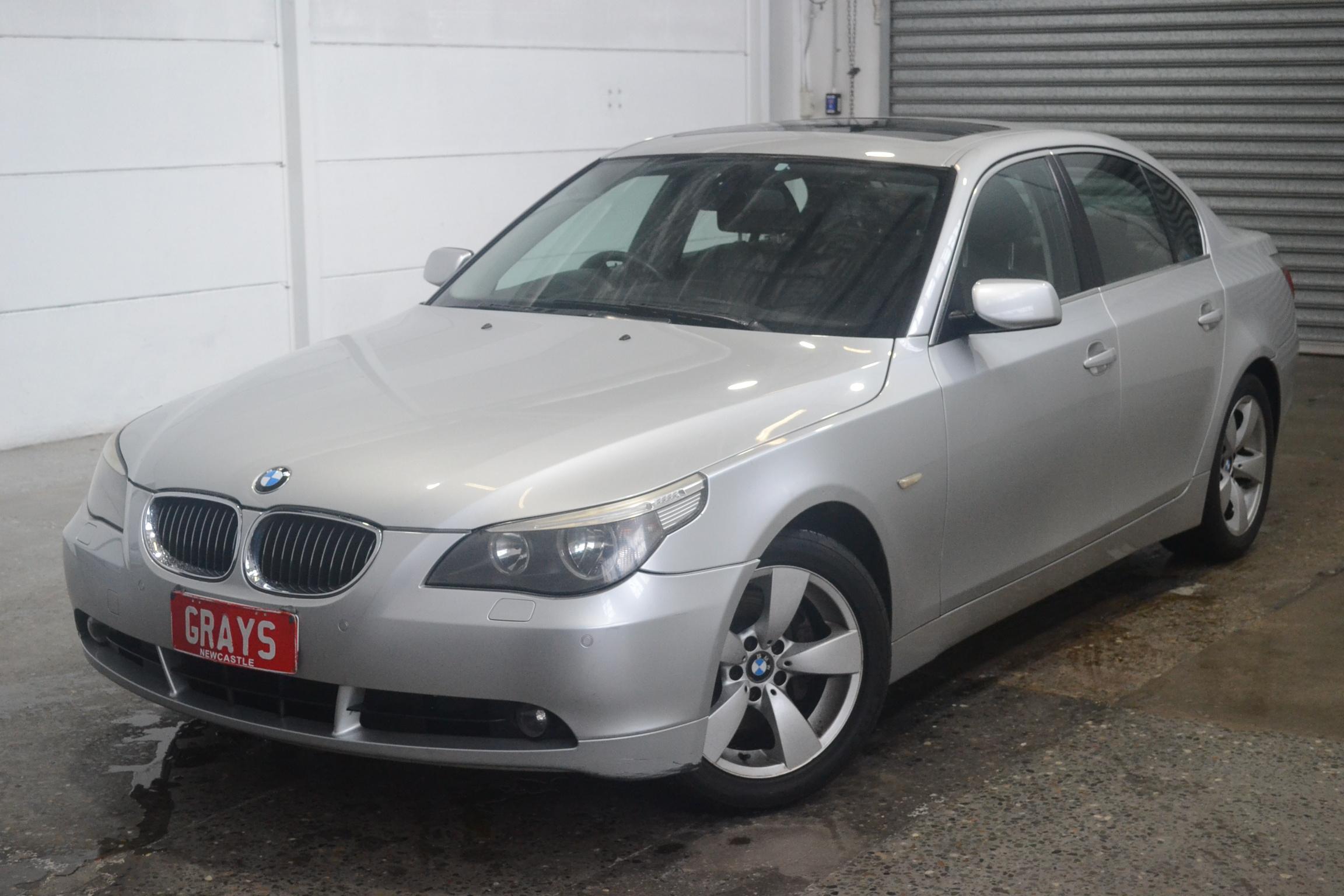 2006 BMW 5 25i E60 Automatic Sedan
