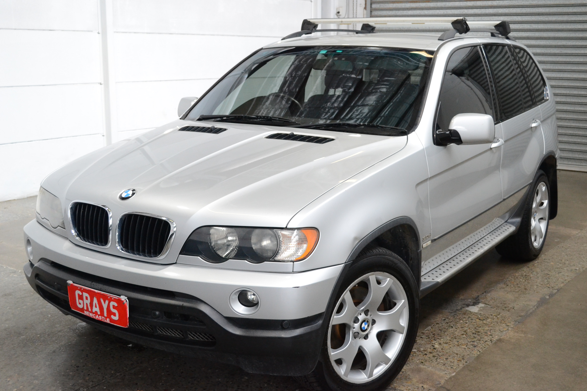 2003 BMW X5 3.0d E53 Turbo Diesel Automatic Wagon