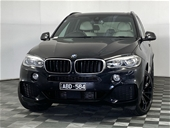 Unreserved 2014 BMW X5 40d Automatic Wagon