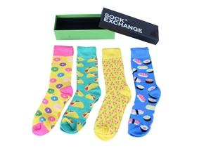 Color Unisex Sock Novelty Stance Funky G