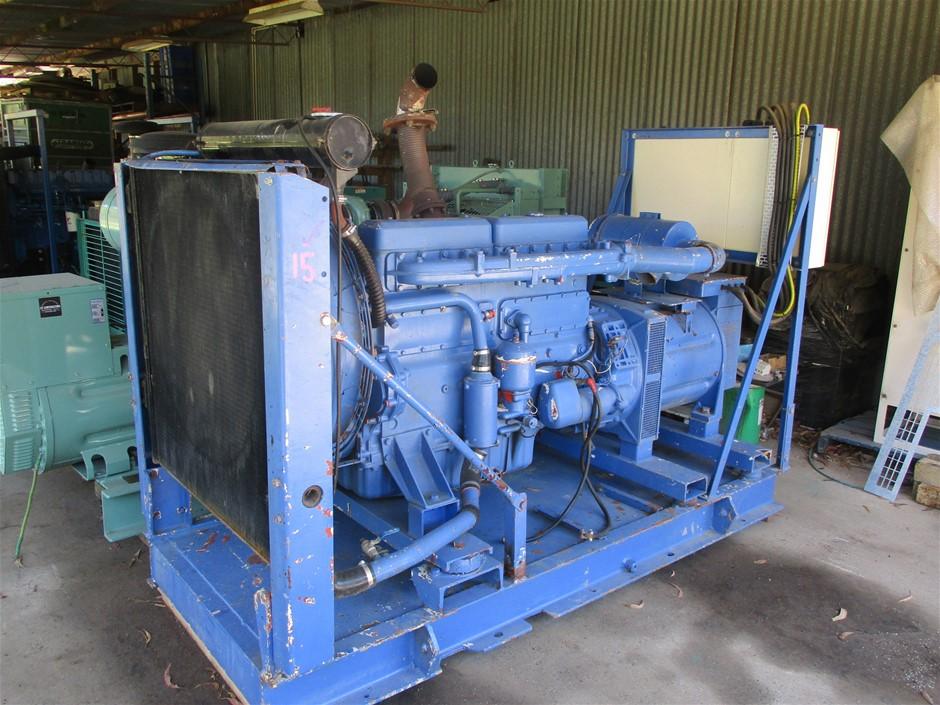 Platform Mounted Generator