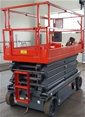Unreserved SkyJack & Snorkel Electric Scissor Lifts