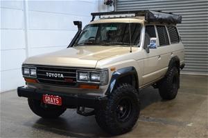 1988 Toyota Landcruiser VX 12HT HJ61 Aut