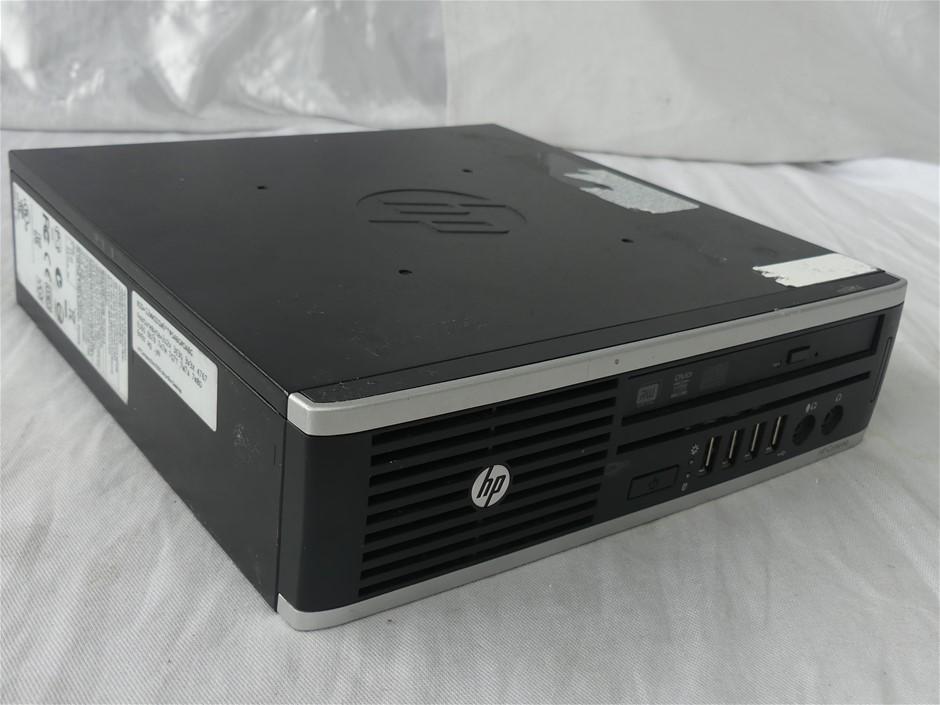 HP Compaq Elite 8300 USDT Desktop