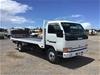 <p><strong>2007 Nissan Atlas Series 3 4x2 Tilt Slide Tray Truck 4.6L</p>