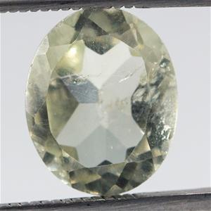 3.11ct Green Amethyst
