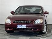 Unreserved 2000 Hyundai Sonata Executive V6 EF Automatic