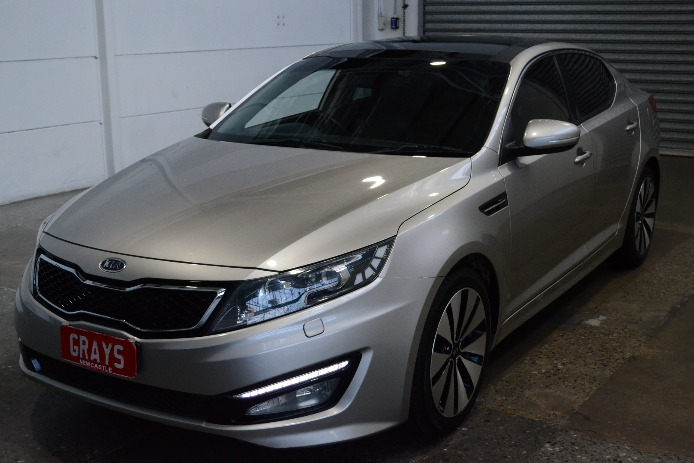 2011 Kia Optima Platinum TF Automatic Sedan