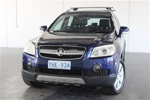 2010 Holden Captiva LX AWD CG Turbo Dies