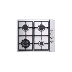 Euro 60cm Stainless Steel Gas Cooktop, M