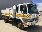 Unreserved 1995 Hino FT 4x4 Fire Truck