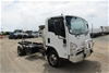 <p>2012 Isuzu NPR 400 4 x 2 Cab Chassis Truck</p>