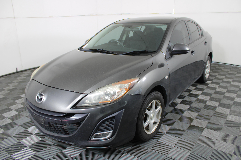 2010 Mazda 3 New Shape (WOVR)