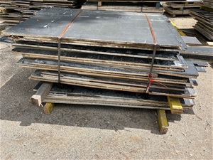 2 x Bundles of Formwork Plywood
