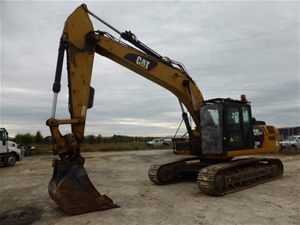 Caterpillar 324DL Hydraulic Excavator (M
