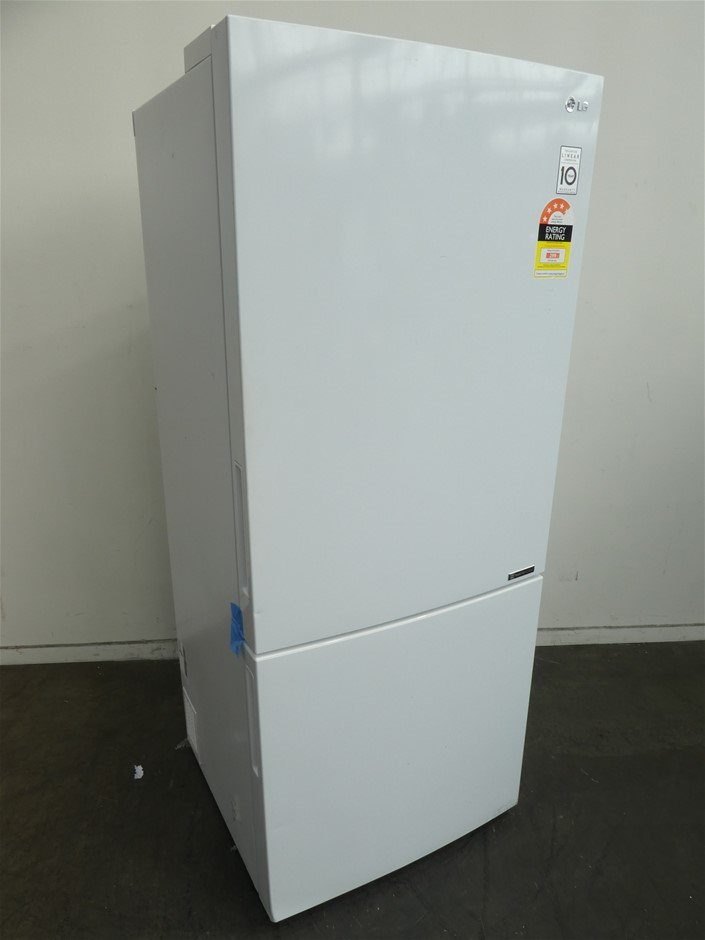 LG 450L Bottom Mount Refrigerator (GB-450UWLX)