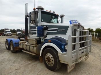 2002 Kenworth T950 Tradition Primemover