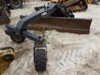 2017 Grader Blade Attachment for Bobcat GR220-270D