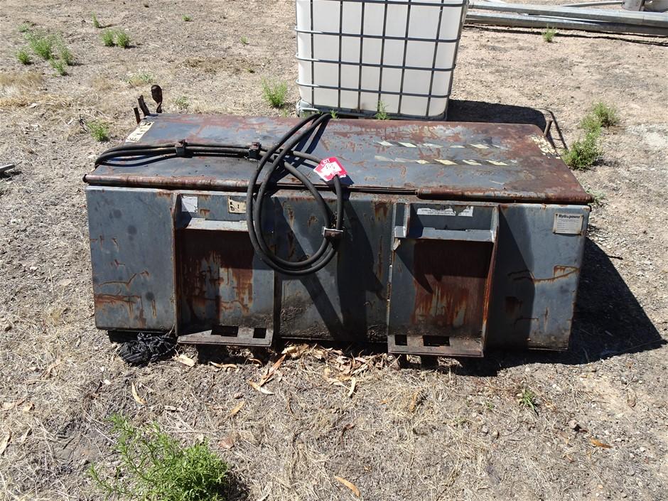 Hydra Power FB-1800 Road Broom Attatchments