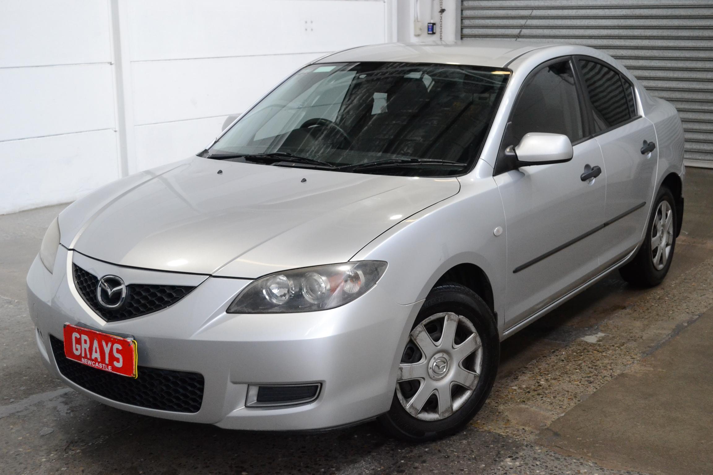 2007 Mazda 3 Neo BK Automatic Sedan