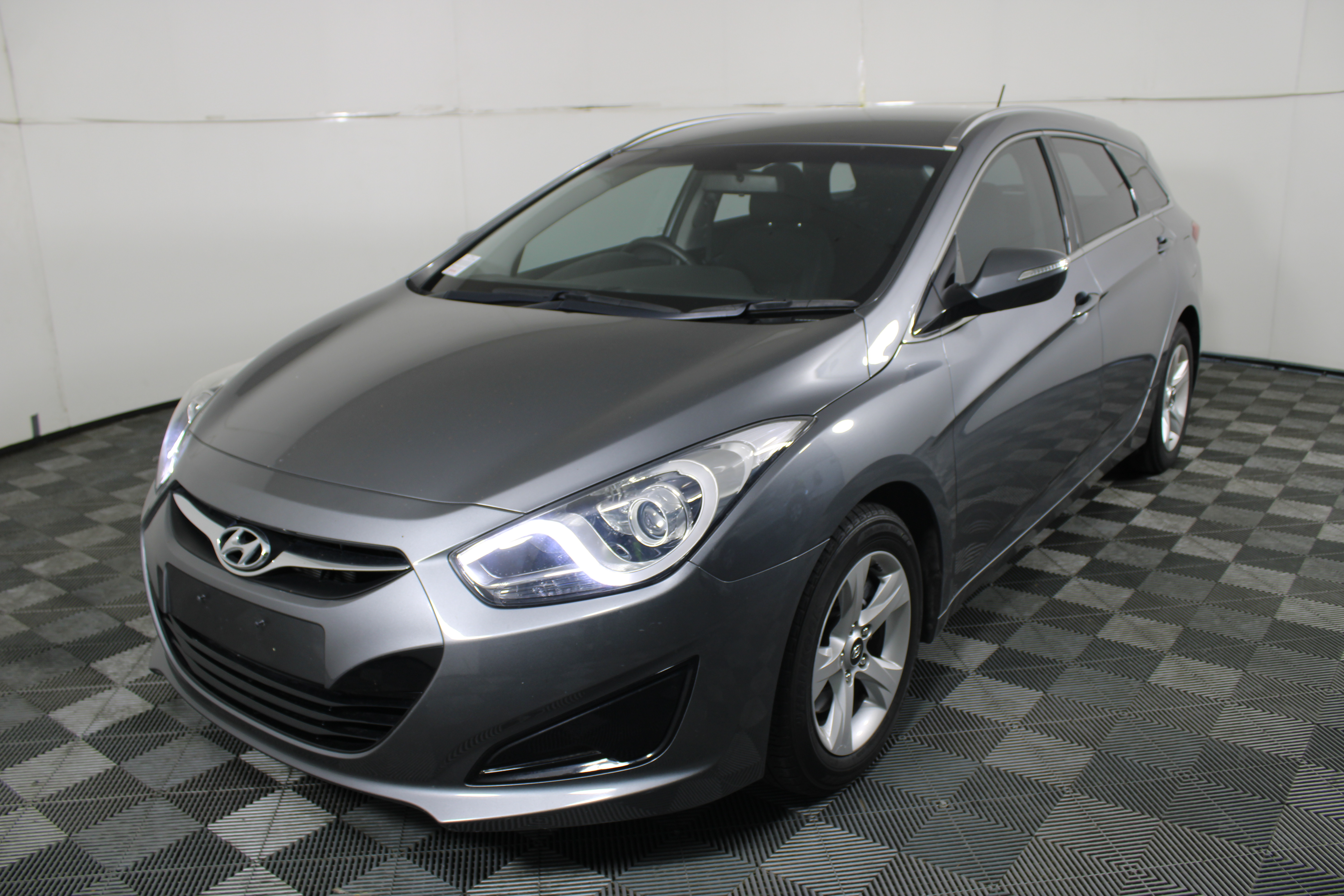 2012 Hyundai i40 Active VF Turbo Diesel Automatic Wagon 97,351km