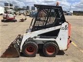 Unreserved Access and Earthmoving Equipment