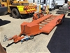 Custom Made Car Carrier Trailer