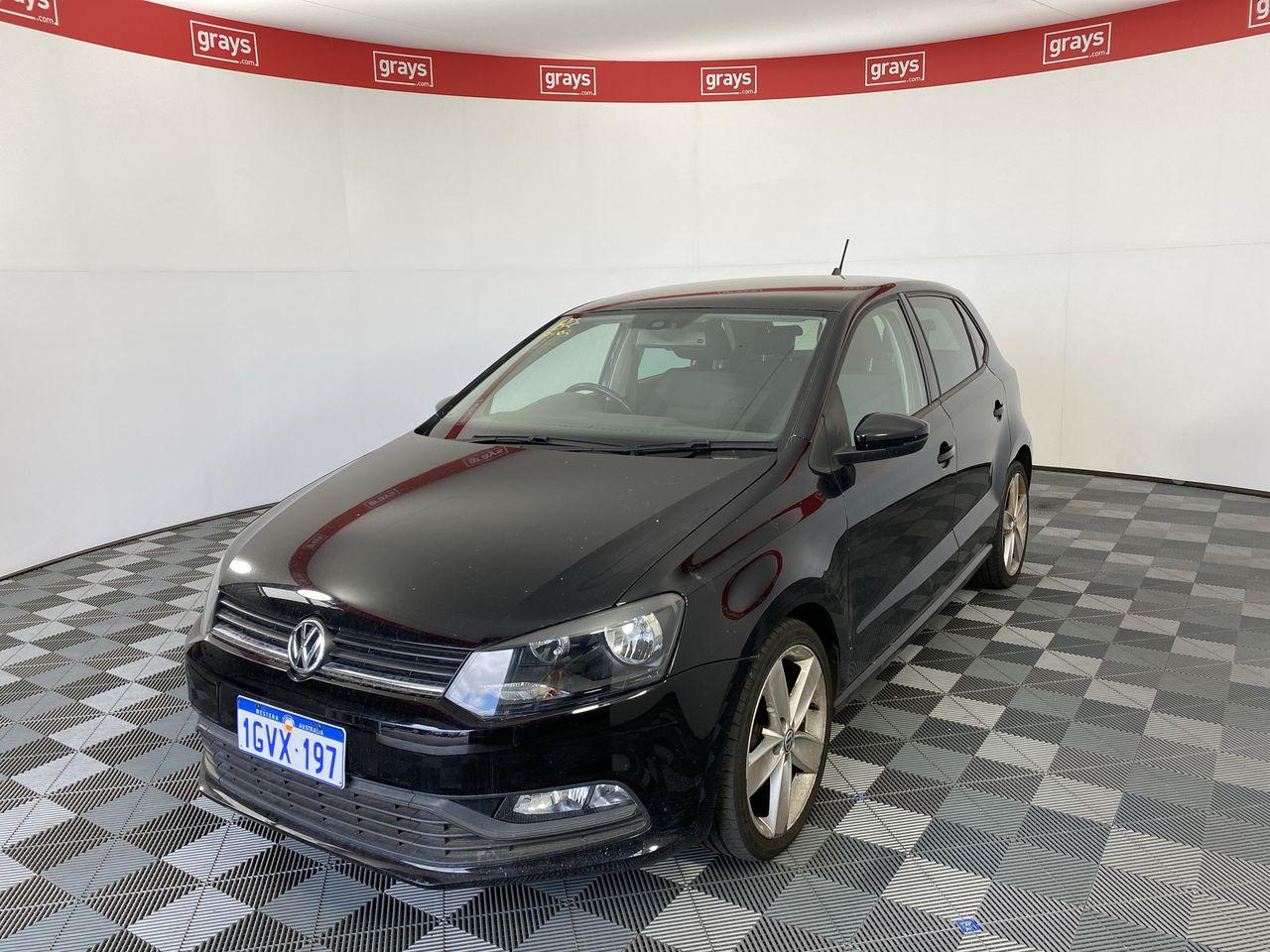 2012 Volkswagen Polo 77TSI COMFORTLINE 6R Auto Hatchback (WOVR-Inspected)
