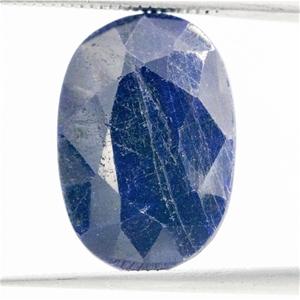 13.76ct Colour Enhanced Sapphire