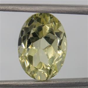 7.48ct Green Golden Quartz