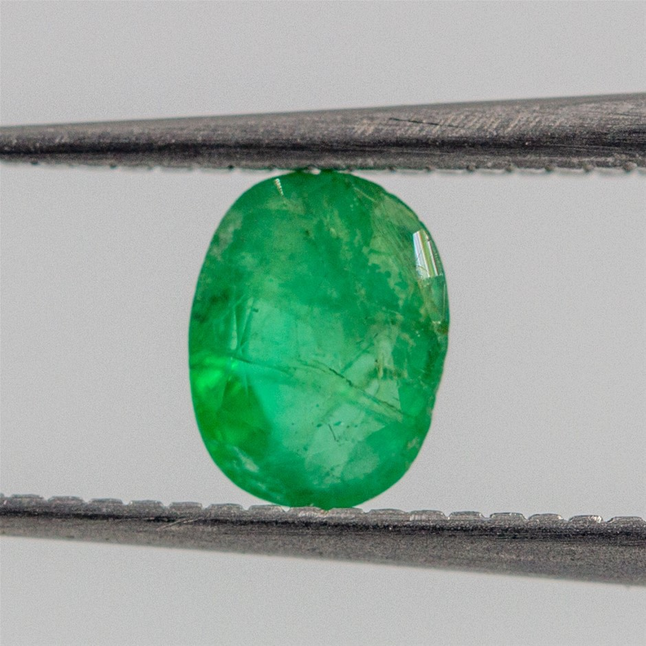 0.33ct AA Colombian Emerald