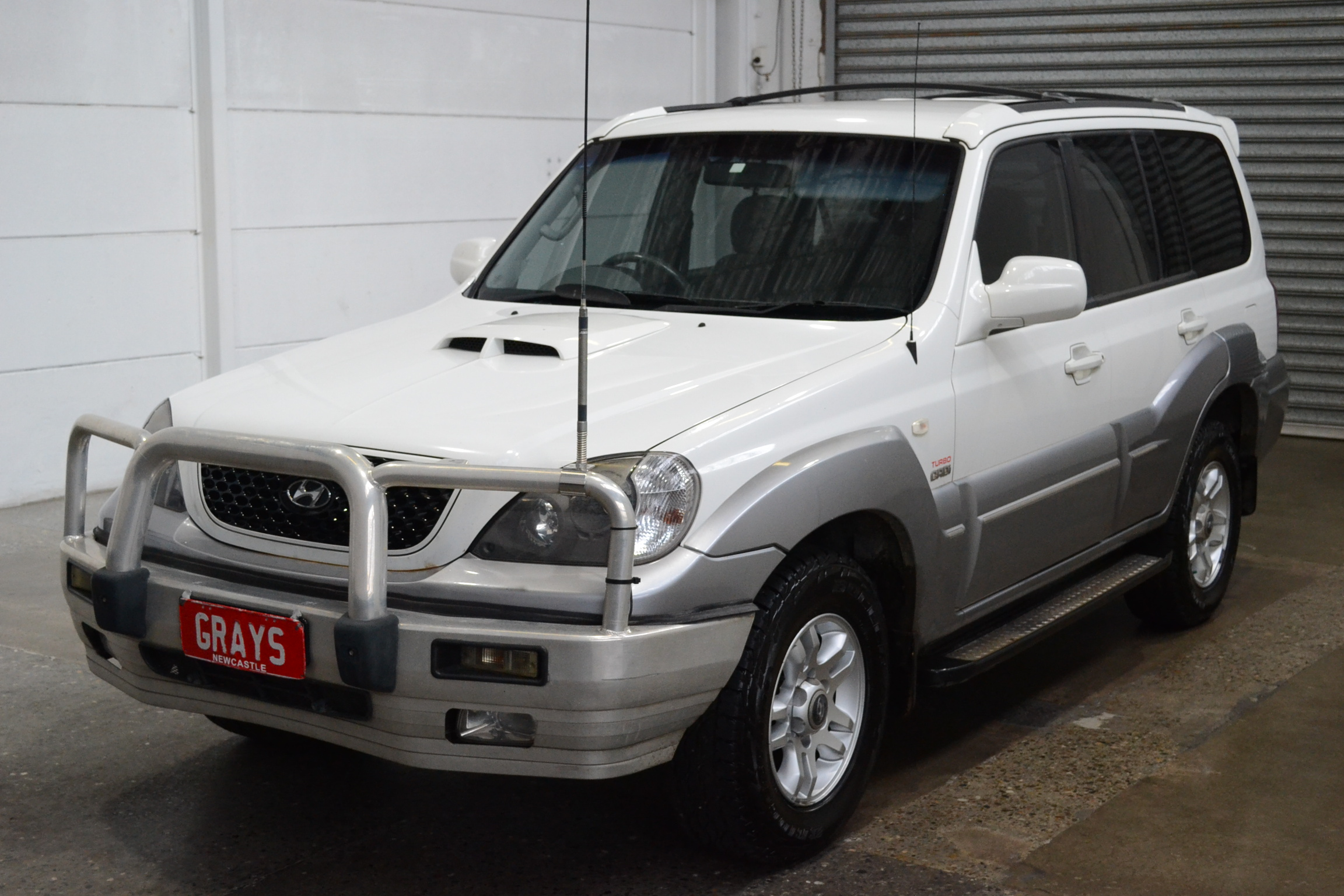 2006 Hyundai Terracan CRDi Turbo Diesel Automatic 7 Seats Wagon