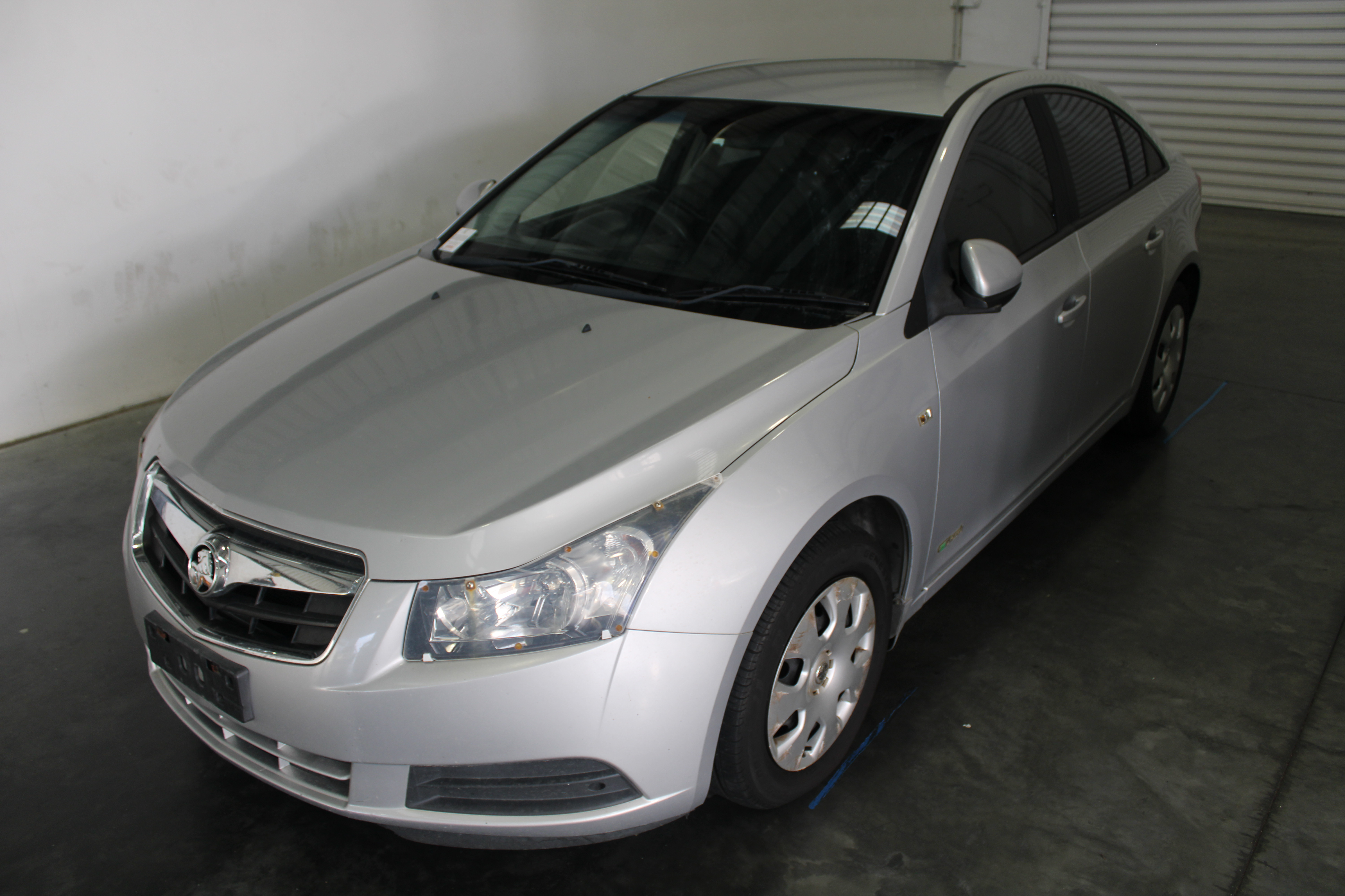 2009 Holden Cruze CD JG Turbo Diesel Sedan 156,186km (WOVR - Inspected)