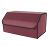SOGA Car Boot Collapsible Storage Box Red Large