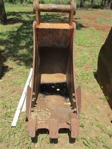 Unbranded 600mm Heavy Duty Trench Bucket