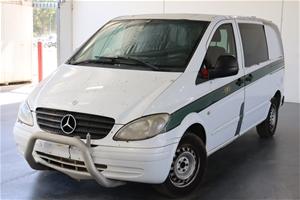2008 Mercedes Benz Vito 111CDI Compact C