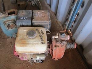 Honda GX340 11HP Petrol Engine Reconditi