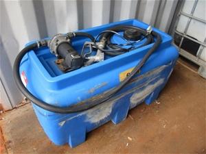 Selectra 200Ltr Ad Blue PVC Tank