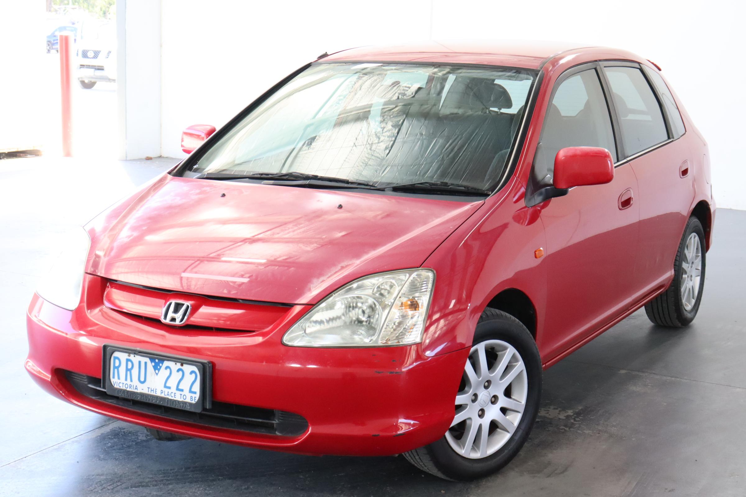 2002 Honda Civic VI 7th Gen Automatic Hatchback