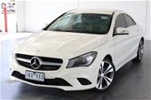 Unreserved 2014 Mercedes Benz CLA Class CLA200 CDI C117