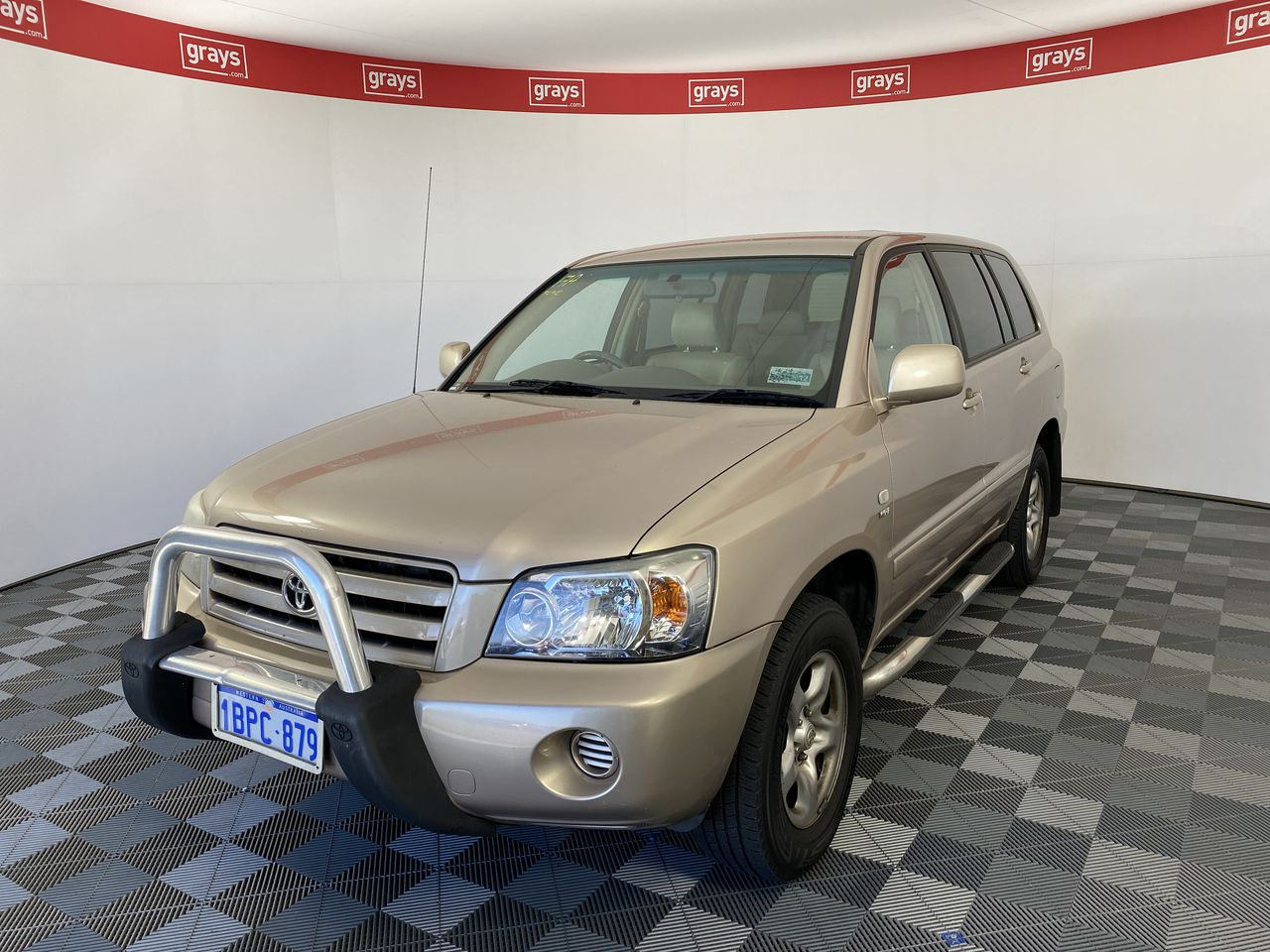 2003 Toyota Kluger CVX (AWD) Automatic 7 Seats Wagon