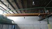 Gantry Cranes, Insulation Panels and Scrap Metal